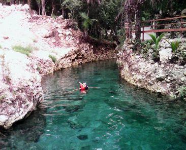Cenote Kooleb Caab